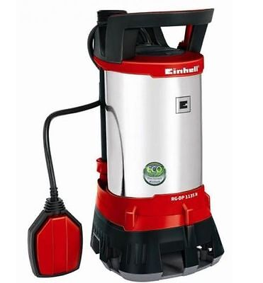 Pompa Sommersa Ad Immersione 790W Per Acque Scure Sporche Einhell Rg-Dp 1135 N