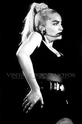 Madonna, Photo 8x10 or 8x12 inch Live 1990 Blonde Ambition Concert Tour Print 23