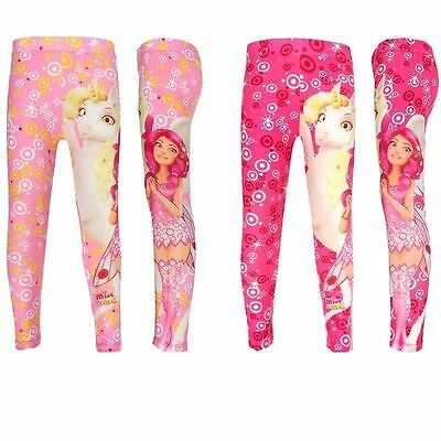 leggings bambina 8 9 10 anni mia and me
