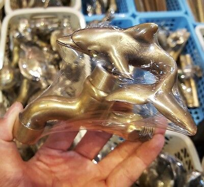 Brass Wash Bowl Basin Tap DOLPHIN Faucet Sink Vintgae Water Home Decor Indoor