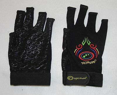 Optimum Stik Mits/gloves (Black/multi)   Size  Small