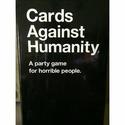 Cards Against Humanity Base Set Pack Party Game Plus Canadian Cards
