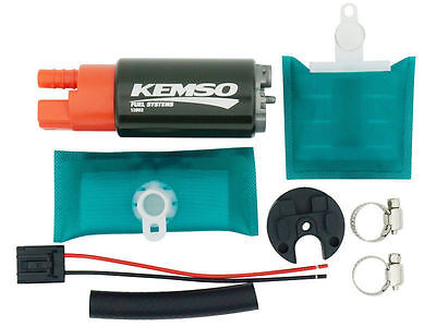 KEMSO High Performance Fuel Pump for Honda VFR800 Interceptor VFR800A 1999-2003
