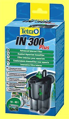 Innenfilter Tetratec IN300 plus für Aquarium 10-40 Liter Tetra Aquariumfilter