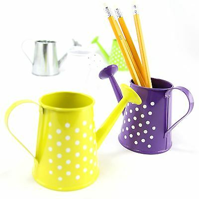 Small 9x15cm Watering Can Favors! Mini Small Garden Tools