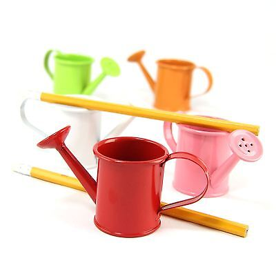 Extra Small 11x6cm Watering Can Favour! Mini Wedding Party Garden Tools
