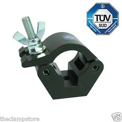 """Doughty Half Coupler Black fits 2"""" pipe 1650 lb rating"""