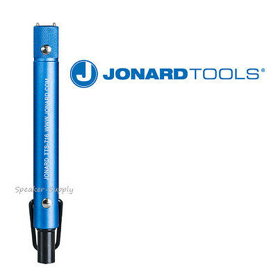 "Jonard TTS-716 Trap Security Combo Tool Wrench 7/16"" Hex CATV Cable Tech JON1006"