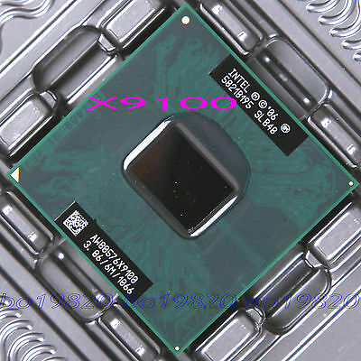Intel Core 2 Extreme X9100 3,06 GHz 6M 1066MHz Prozessor Laptop CPU SLB48