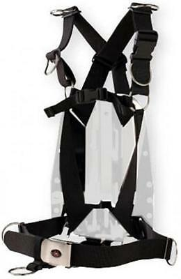 Hollis Switchback BC Harness for Technical Scuba Divers