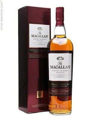 Macallan Whisky Makers Edition 1824 Collection Single Malt Scotch Whisky 700ml