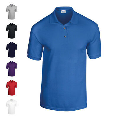 Gildan GD40B Kids Childrens Dryblend Jersey Knit Polo