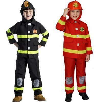 Deluxe Fire Fighter Costume