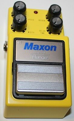 MAXON FLANGER FL9 Effect Pedal, Brand New ! Maxon Authorized Dealer