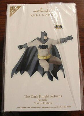 SDCC 2012 - Batman The Dark Knight Returns - Hallmark Keepsake - Brand New