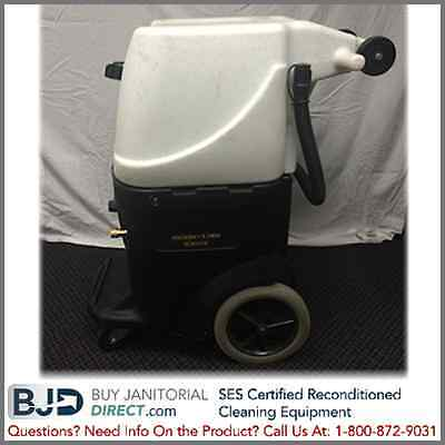 Pioneer Eclipse Pro 750 Carpet Extractor (2hrs) Cleaning CFR