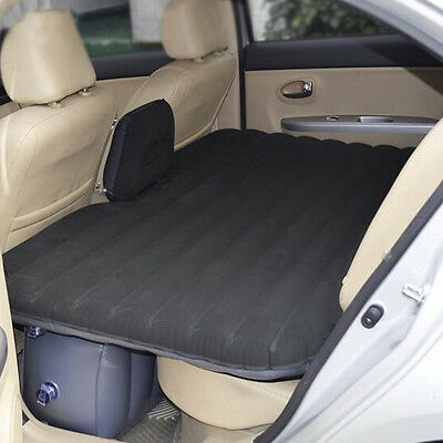 Car Travel Durable Inflatable Mattress Inflatable Bed Camping Universal Portable