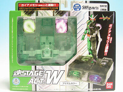 [FROM JAPAN]Tamashii stage ACT.W Prism Color Bandai
