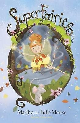 Martha the Little Mouse by Janey Louise Jones (English) Paperback Book Free Ship