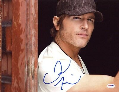 JERROD NIEMANN SIGNED AUTOGRAPHED 11x14 PHOTO COUNTRY MUSIC RARE PSA/DNA