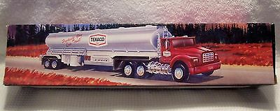 1995 Texaco Gas Truck Collector Series lights/sounds - FREE SHIPPING