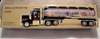 Texaco Millennium Tanker Sampler - Year 2000 Only 1008 Made Very Rare