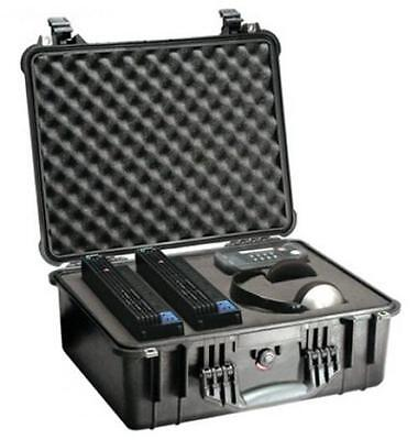 Pelican 1550 Dry Box with Pluck N Pull Foam