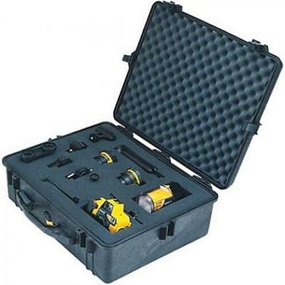 Pelican 1600 Dry Box with Pluck N Pull Foam