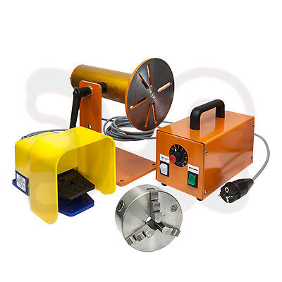 SCAPP MINI Welding Rotary table Carrying capacity 10 kg Positioner