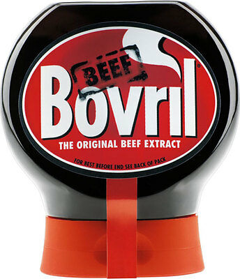Bovril Beef Extract Squeezy 200G - Sold Worldwide from UK
