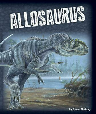 Allosaurus by Susan H. Gray (English) Hardcover Book Free Shipping!