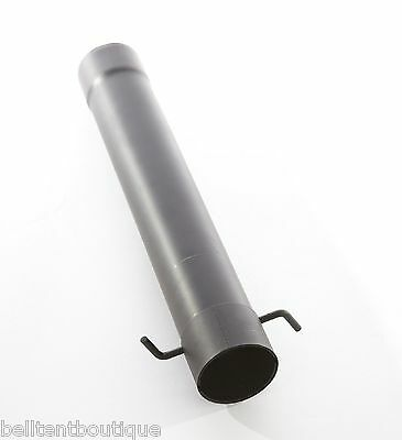 Flue Pipe Damper Section for Frontier / Outbacker Stove By Bell Tent Boutique