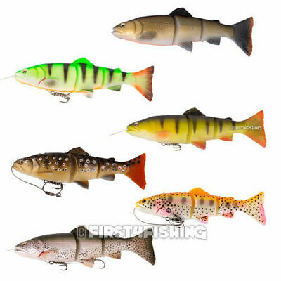 Savage Gear 3D Trout Line Thru Swim Baits / Lures - Pike Zander Fishing Tackle