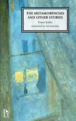 Metamorphosis and Other Stories by Franz Kafka (English) Paperback Book Free Shi