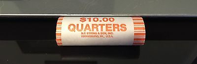 2015 P Saratoga National Historical Park New York Roll HEADS TAILS ROLL P Mint