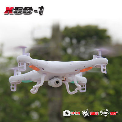 X5C-1 Drone RC Quadcopter HD Camera 2.4Ghz 4CH 6-Axis Gyro 701 AU 2016 NEW