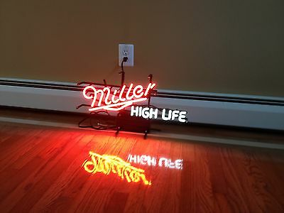 Miller Lite Neon Beer Light