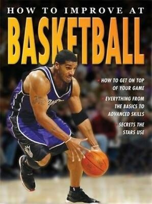 How to Improve at Basketball by Jim Drewett Paperback Book
