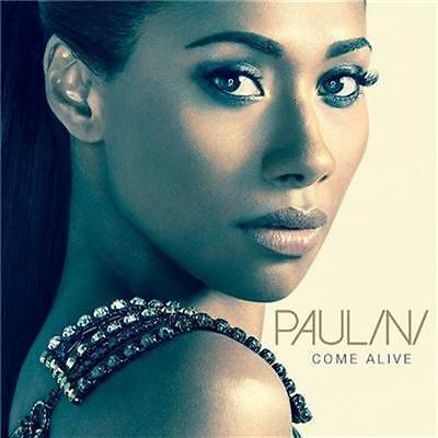 PAULINI Come Alive (Personally Signed by Paulini) CD NEW