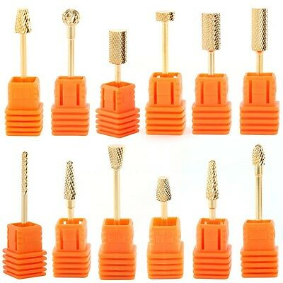 Hot Sell Drill Bit Grinding Manicure Pedicure Electric Machine Nail Art Tool Kit