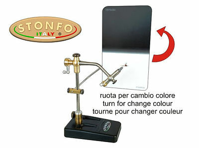 Stonfo Vices / accesories - Bobbin Rest, Vise Jaws, Waste Bin etc.