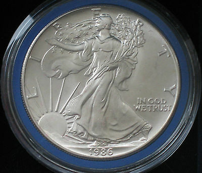 USA american eagle 1 Oz. Silber 1 Dollar Liberty 1986 - 2016