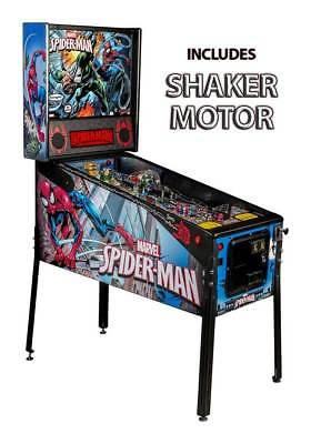 Stern Spiderman Premium Vault Edition Pinball Machine