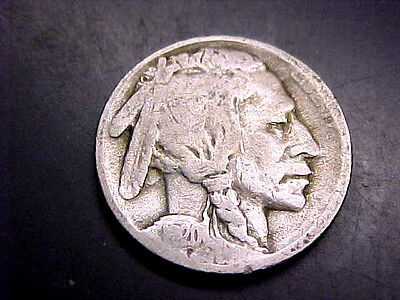 FREE SHIPPING 1920 S Indian Head Buffalo Nickel Coin GOOD BUY IT NOW