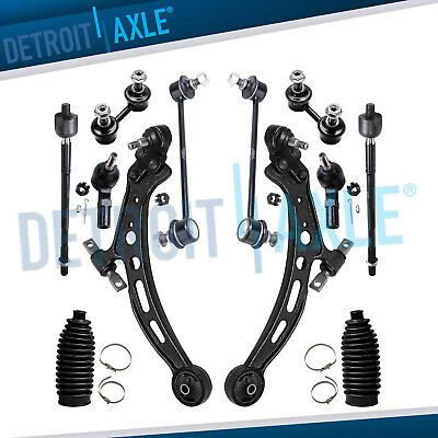 NEW 12pc Complete Front & Rear Suspension Kit for Lexus ES300 Toyota Camry