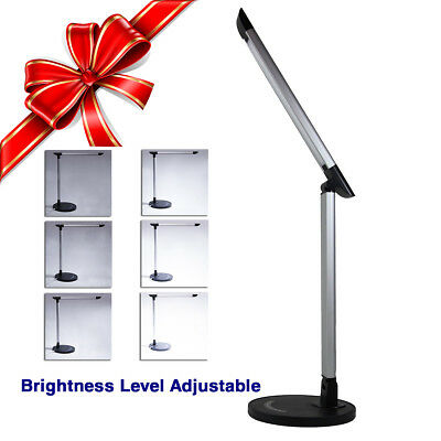 NEW Adjustable Dimming Touch Luxury LED Desk Lamp Reading Light Dimmer Cool