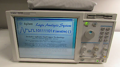 Agilent Keysight 16702B Logic Analyzerw/ 16760A, 16720A Modules