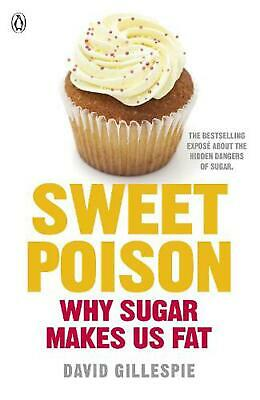 Sweet Poison by David Gillespie Paperback Book Free Shipping!
