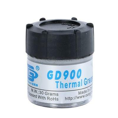 New N.W. 30g High Performance GD900 Heat Sink Thermal Compound Grease Paste CN30