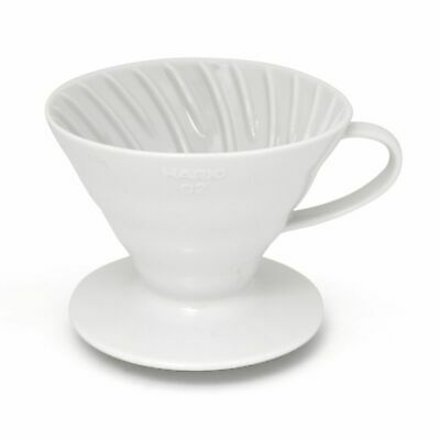 NEW HARIO V60 02 DRIPPER CERAMIC Coffee Cup Pour Over Cone Filter Brewer